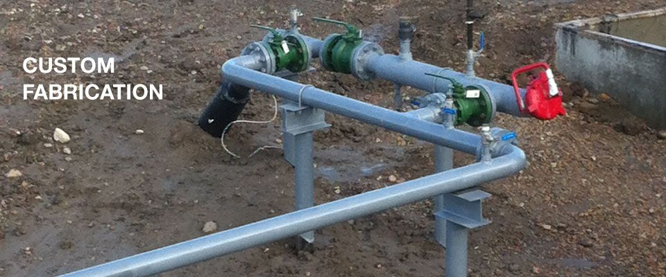 Custom fabrication | custom pipework
