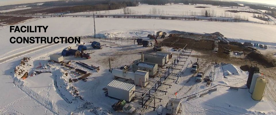 Facility Construction | Industrial facility