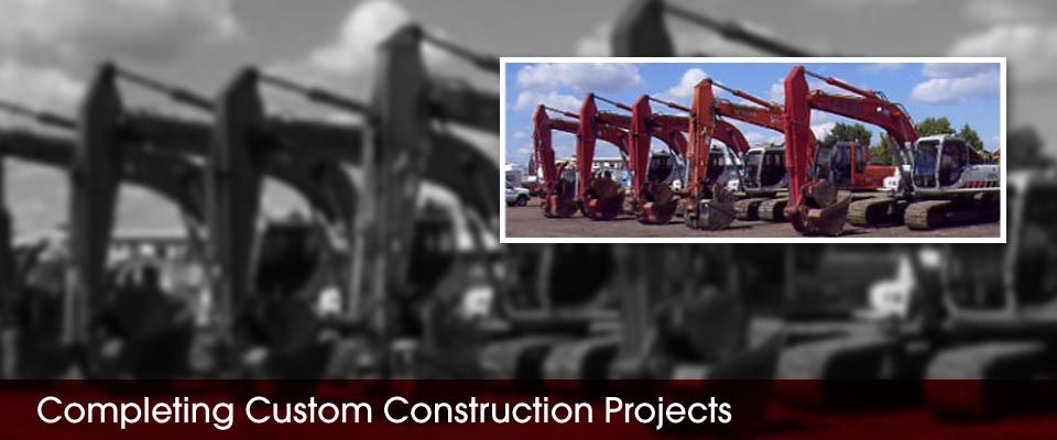 Completing Custom Construction Projects | vehicles