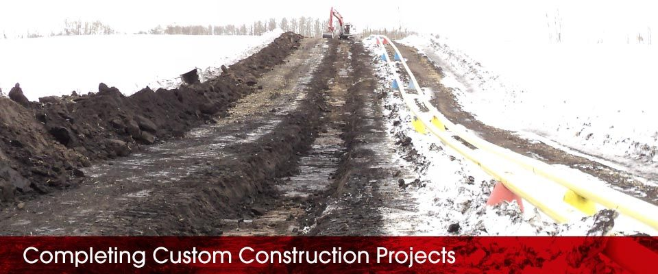 Completing Custom Construction Projects | construction project