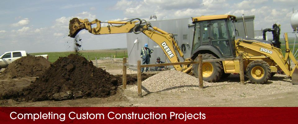 Completing Custom Construction Projects | bulldozer