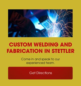 Custom Welding and Fabrication in Stettler | Get directions
